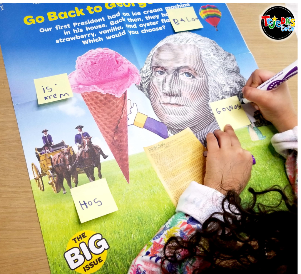 If you have extra Scholastic News or other classroom magazines, read this blog post for ideas on how to use them! Perfect for teaching non-fiction text features, vocabulary words, main idea and details, and more! #tejedastots