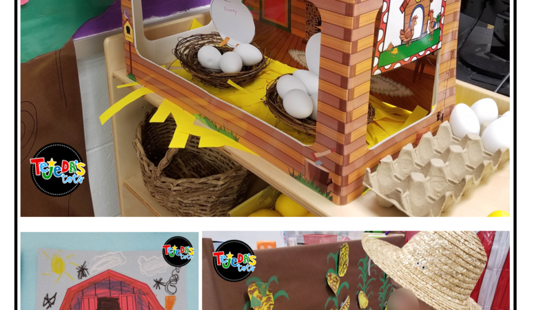 Farm Thematic Unit Activities