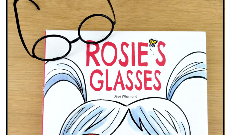 Growth Mindset with Rosie's Glasses
