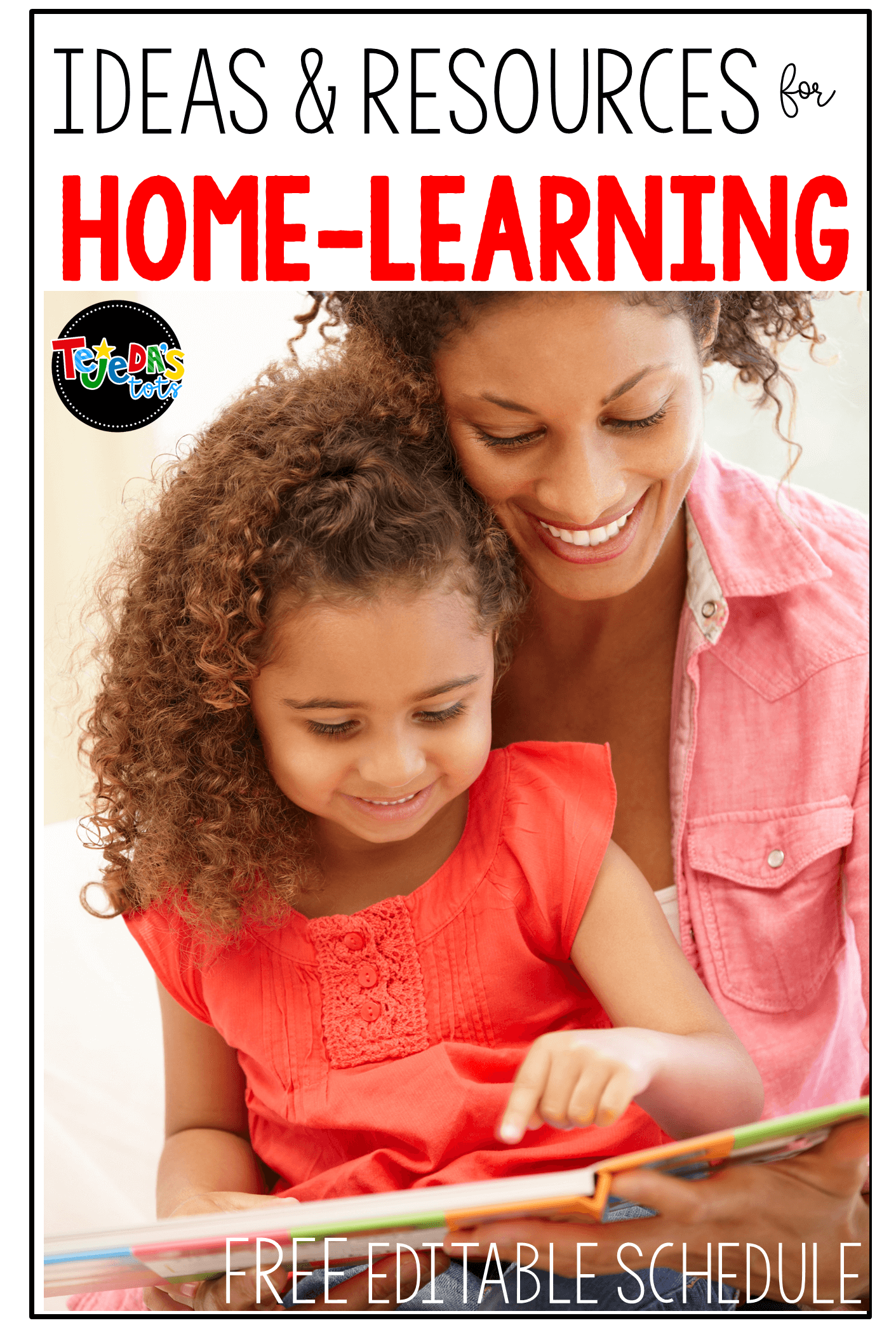 Home-Learning Resources for Teachers and Parents