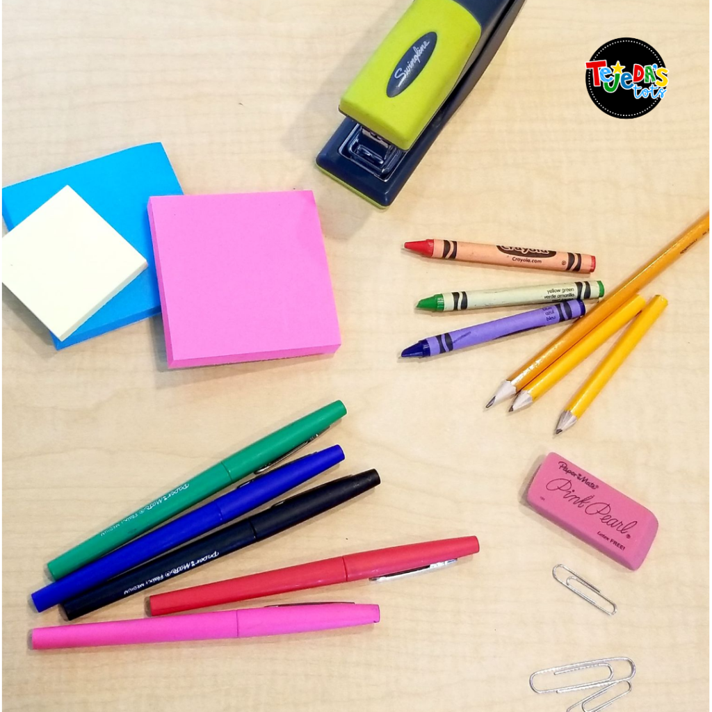 Special writing tools help motivate struggling writers! Use flair pens, colored markers, staplers, post-it notes to help your students get excited about writing!