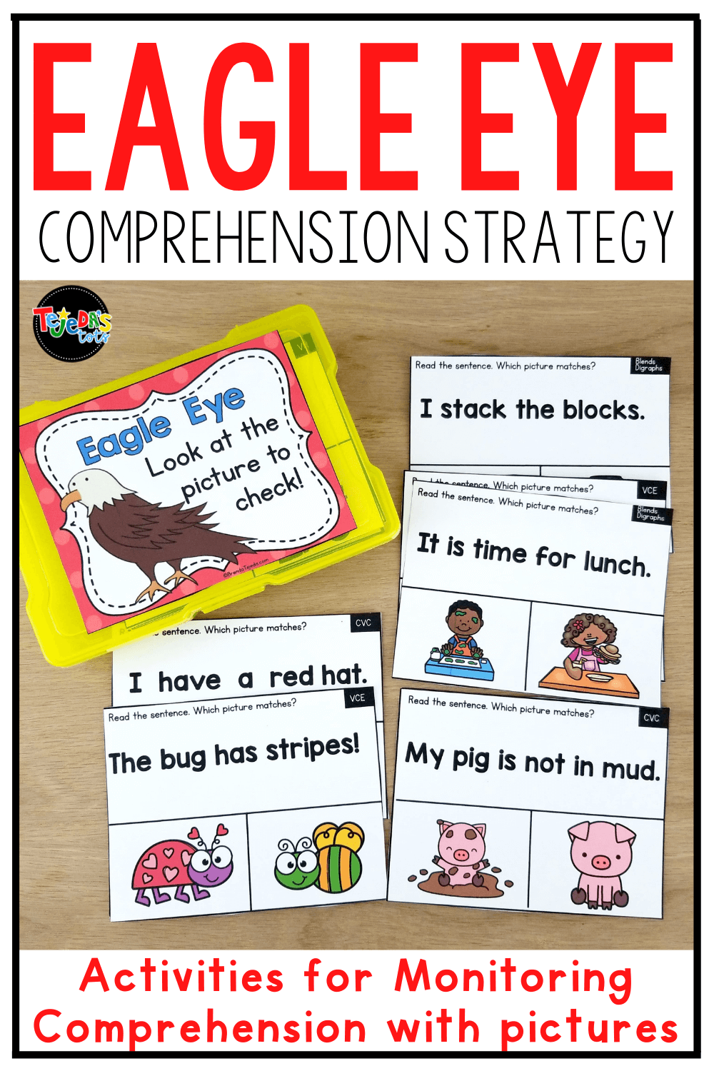 Using Eagle Eye as a Comprehension Strategy