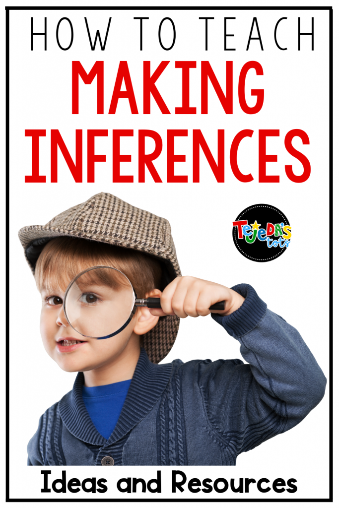 Making inferences is such an important comprehension strategy, but can be difficult for beginning readers. Read tips and ideas for introducing this comprehension skill to your primary students and my favorite resources to use! Your kids will be excited to be inference detectives when reading!