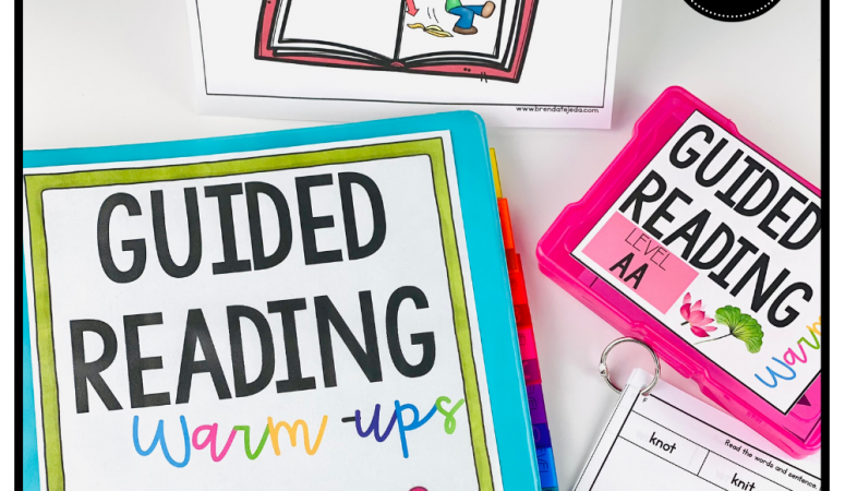 GUIDED READING WARM-UPS: FREQUENTLY ASKED QUESTIONS